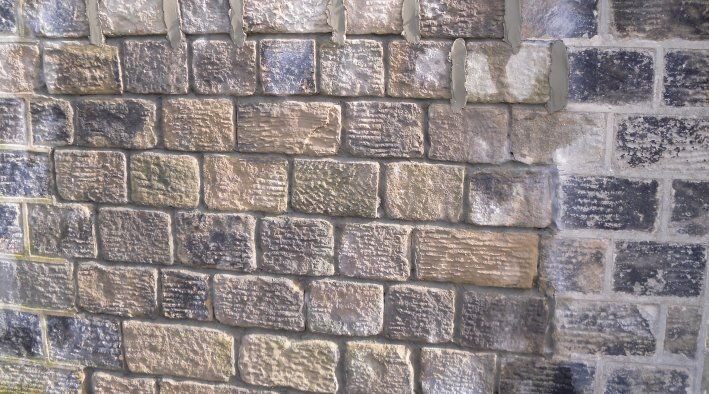 Wall Up External Doorway, Guiseley - 1